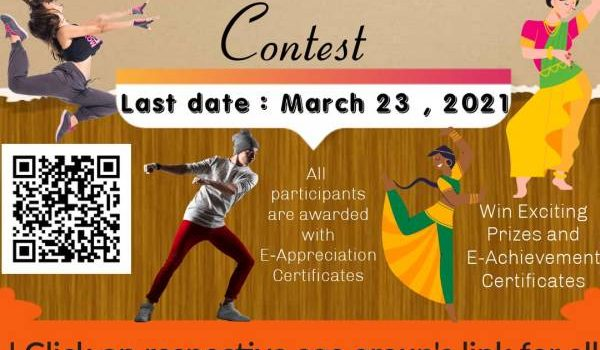 Online Solo Dance Contest (March, 2021) by Art Dream Express Studio