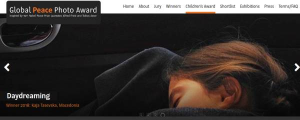 The Children's Peace Image of the Year | International Photo Competition for Young People
