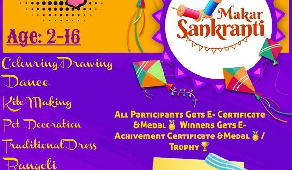 Fairy Kids National Level Pongal Online Contest 2021