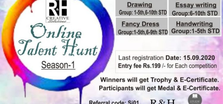 R&H Sports Club Online Talent Hunt Season 1
