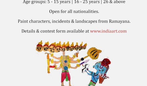 Ramayana International Art Contest 2020 by Khula Aasmaan