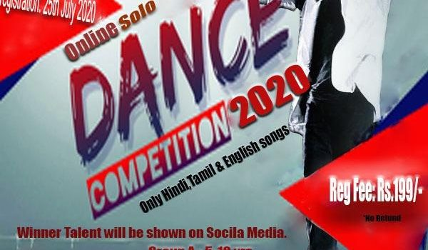 Online Solo Dance Competition 2020 by R&H CREATIVE SOLUTIONS
