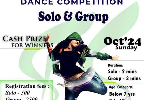 BEATZ  SOLO & GROUP  DANCE COMPETITION