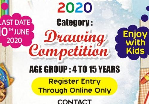Sky High Online Drawing Competition