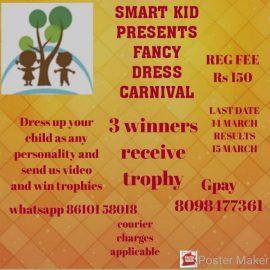 FANCY DRESS CARNIVAL by SMART KID