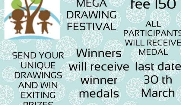 Smart Kid Presents Mega Drawing Festival 2021