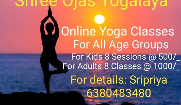 ONLINE YOGA CLASSES FOR KIDS & ADULTS