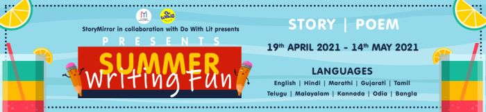 StoryMirror Summer Writing Fun Contest 2021   Entry Free