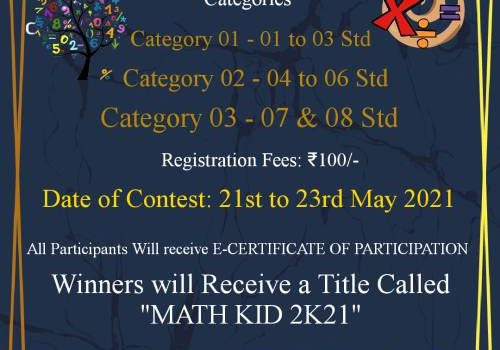 VIRTUAL CONTEST ON MULTIPLICATION TABLES
