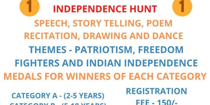 VIRTUOUS KIDS PRESENTS INDEPENDENCE HUNT