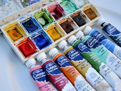 Water Colour Floral Demo Art Classes for One Month Period