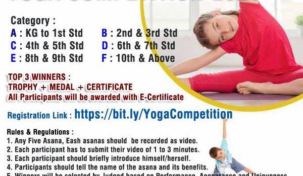 International Yoga Competition 2021