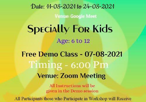 Great Success Academy Yoga Workshop